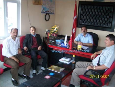Çayıralan Belediye Başkanı İle Sitemiz Yazarı M.Ali KURU Çok Yararlı Bir Görüşme Yaptı