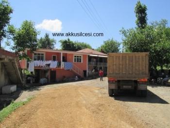 Akkuş Belediyesi Yol Çalışmaları