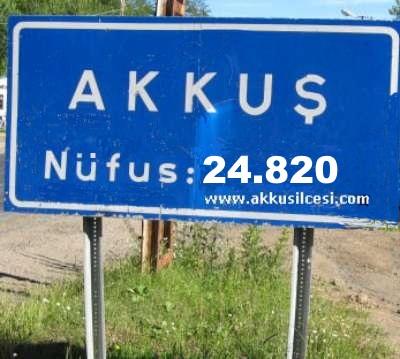 Akkuş Belediyesine Öneri