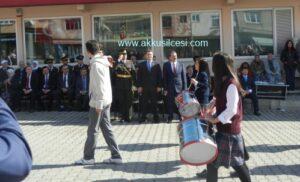 Akkuş İlçesindeki Cumhuriyet Bayramı Törenlerinden Görüntüler