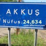 01 Ocak 2015 Tarihi İtibariyle Ordu İlinin, Akkuş İlçesinin ve Mahallelerinin Nüfusları Açıklandı. Akkuş Nüfusu Erimeye Devam Ediyor