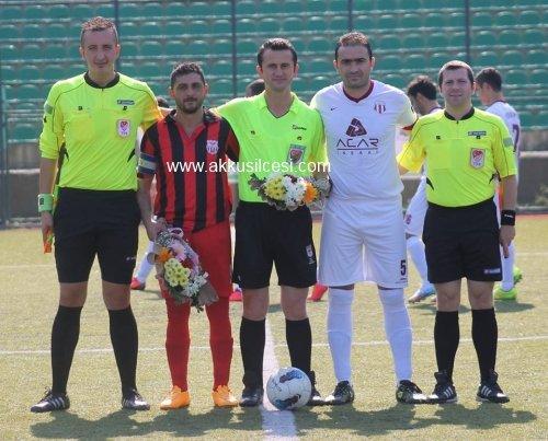 Akkuşlu Futbol Hakemi Şenol KÖSEKAHYA'yı Tanıyalım