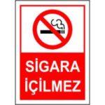 Açık alanda sigara yasağı uygulama genelgesi