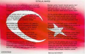 Akkuş Halkı İstiklal Marşını Birlikte Okudu Canlı Yayın