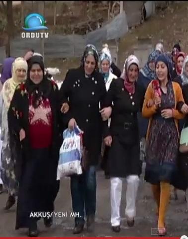 KÖYLÜ KIZI SEMRA AKKUŞ YENİ MAHALLE ORDU TV