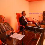 Fotoğraflarla Basın Toplantısından Kareler