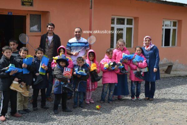 2015 Yılında Akkuş'a Eğitim Yatırımı Yok