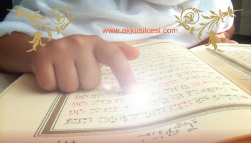 Kur'an-ı Kerim Hatmi'ne cüz alarak, katılabilir misiniz?