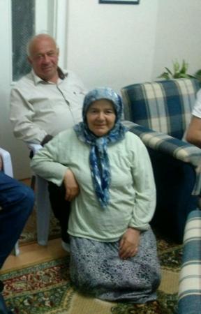 Ketendere Mah. Gazanfer Sevindik'in Eşi Şehri Sevindik Hakkın Rahmetine Kavuştu.