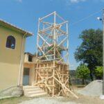 Kuşçulu Merkez Cami'ne Minare Yapımına Başlandı