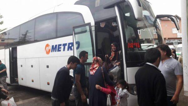 Metro Turizmin; Akkuş'tan Ankara ve İstanbul'a Seferleri Her Geçen Gün Artarak Devam Ediyor