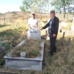 Çukurköy Camiyani Mezarlığının Temizliği Yapılmış Görüntüleri Paylaşıyoruz