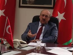 AKP Ordu Milletvekili Aday Adayı Sezai UÇARMAK