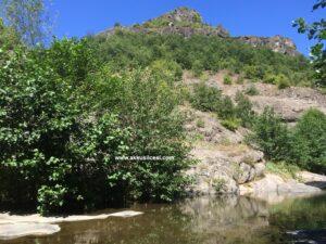 Cennetten Bir Köşe Turizm Cenneti Akkuş'tan Görüntüler