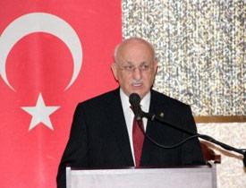 TBMM Başkanı İstanbul Milletvekili İsmail KAHRAMAN
