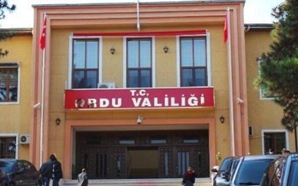 Ordu Vali Yardımcılığına Mehmet AliÖZKILINÇ Atandı