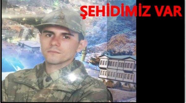 Ordulu asker Esat Özcan şehit edildi