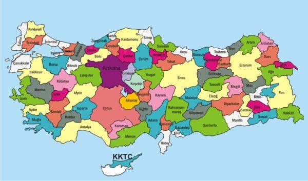 Ordu İli ve Türkiye Nüfusu Açıklandı
