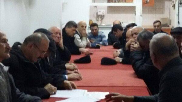 Çukur Mahalle Cingili Cami Yanına AŞEVİ ve LOJMAN Yapılması İçin İlk Çalışmalar Başladı