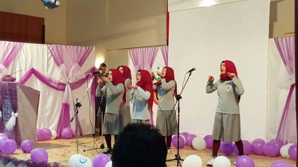 Ordu İli İmam Hatip Arapça Yarışması Akkuş'ta Yapıldı.