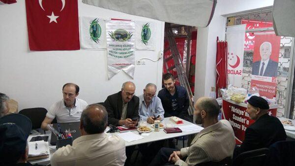 Külekçili Köyü Derneğinin Genel Kurulu Yapıldı