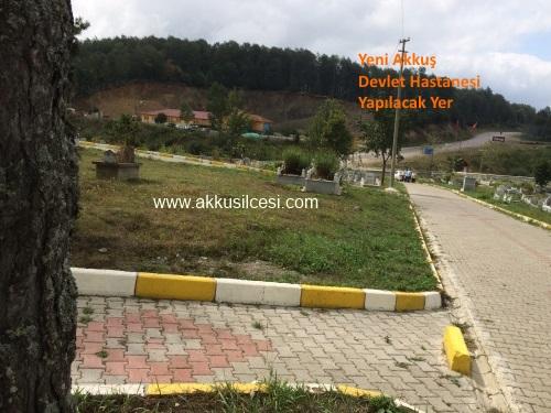 Akkuş'a 25 Yataklı Yeni Bir Hastane Yapılacak