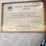 İstanbul Akkuşlular Derneğinin İftar Yemeği TV52'den Canlı Yayınlanacaktır