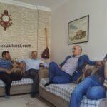 Külekçili Derneğinin Ankara'da Üye Ziyareti