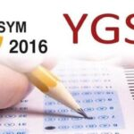 YGS-LYS'NİN ARDINDAN…
