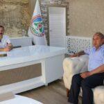 Külekçili Derneğinden Akkuş Belediyesine Ziyaret