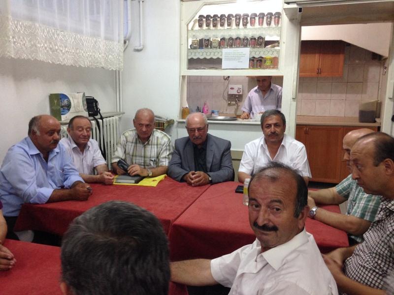 Ankara'da Yaşayan Çukurköylüler Biraraya Geldiler