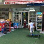 Net Turizm Esat-Seyran Bilet Satışı Poyraz Marketten