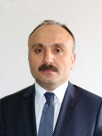 Hemşehrimiz Mustafa ÇÖPOĞLU'na Yeni Görev