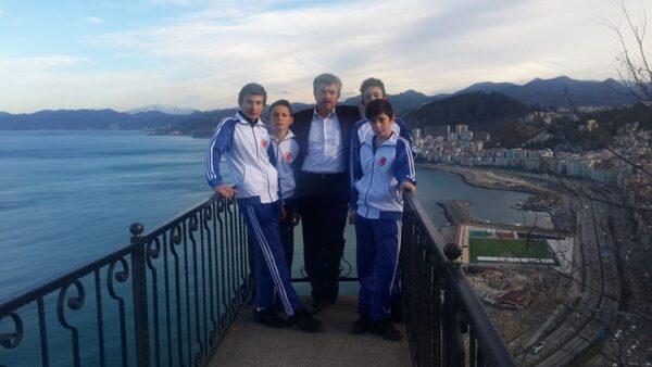 Ordu'yu Kastamonu'da Akkuşlu Sporcular Temsil Edecekler