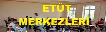 Öğrenci etüt eğitim merkezleri kapatılacak