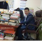Emrullah MANTAR'ın Kitap Kampanyası Çalışmaları Hızla Devam Ediyor