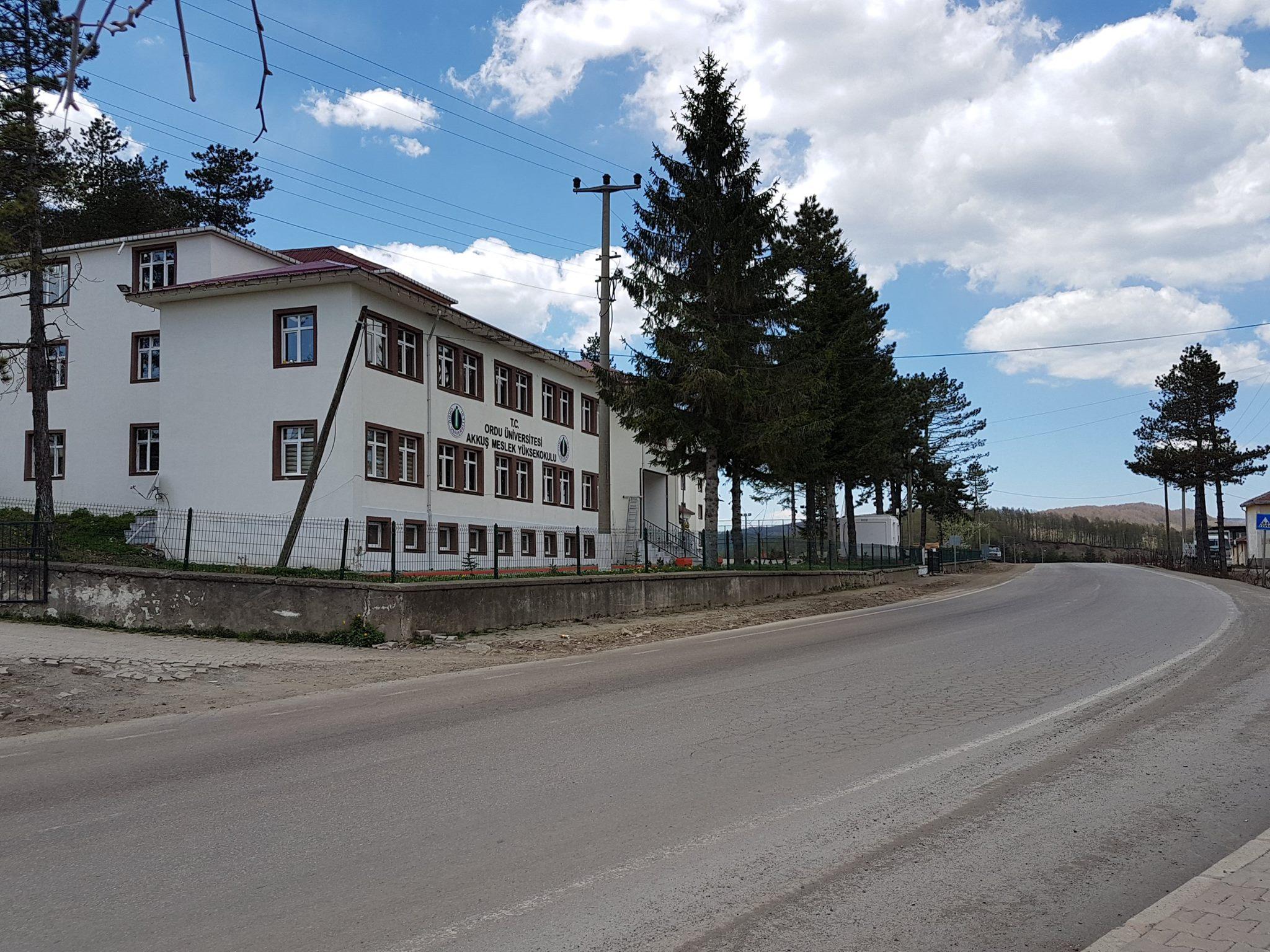 Ünye-Akkuş-Niksar Yolu Başbakan'a İletilecek