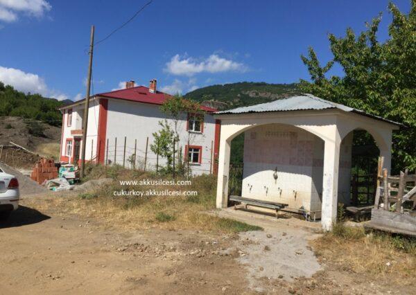 Çukurköy Cingili Aşevi-Lojmanı Mezarlık Görüntüleri