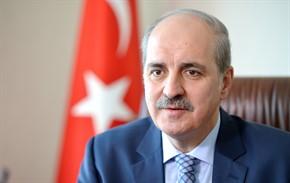 Numan KURTULMUŞ Kültür ve Turizm Bakanı Oldu