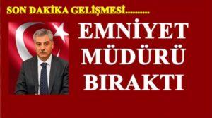 Ordu Emniyet Müdürü Ankara'da Görevlendirilmesini İstedi