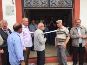 Çukurköy Cingili Camisi Lojman ve Aşevi Açılışı