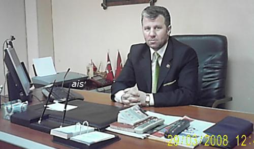 Mehmet DUMAN Ak Parti Akkuş İlçe Başkan Adayı