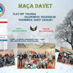 Akkuş-Niksar Maçı 18.11.2017 Saat: 14.00'de Akkuş'ta