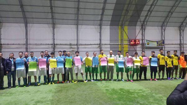 Akkuş dernekler federasyonu Mini Futbol Turnuvası Düzenledi