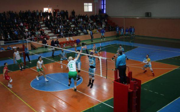 Akkuş Spor: 3  Haliliye Spor: 1 Tebrikler Akkuş Belediye Spor