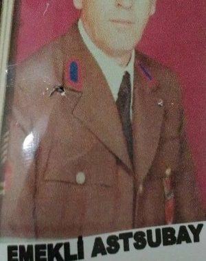 Çukurköy'den Emekli Jandarma Astsubay Başçavuş Abdullah TETİK vefat etti.