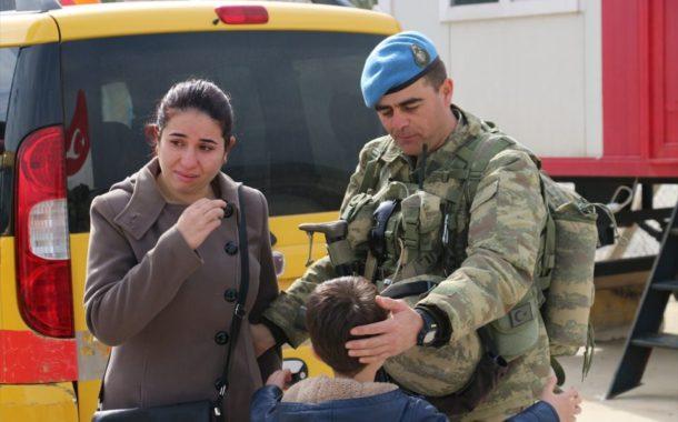 100 Adet Fotoğraf ile Komandoların dualarla Afrin'e uğurlanışı. Bakınız Askerlerimiz Bizler İçin Nelere Katlanıyorlar