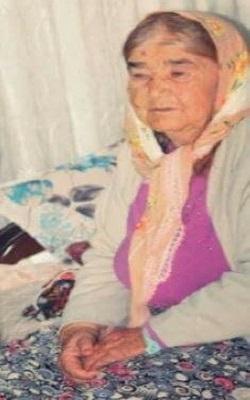 Ormancık Bayramlı'dan Merhum Kerim GÜL'ün eşi Zulbiye GÜL Vefat Etmiştir.