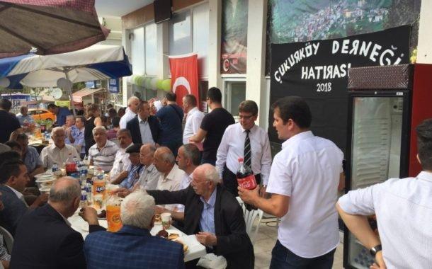 80 Fotoğraf ile Çukurköy Derneğinin Muhteşem Açılış Töreninden Görüntüler