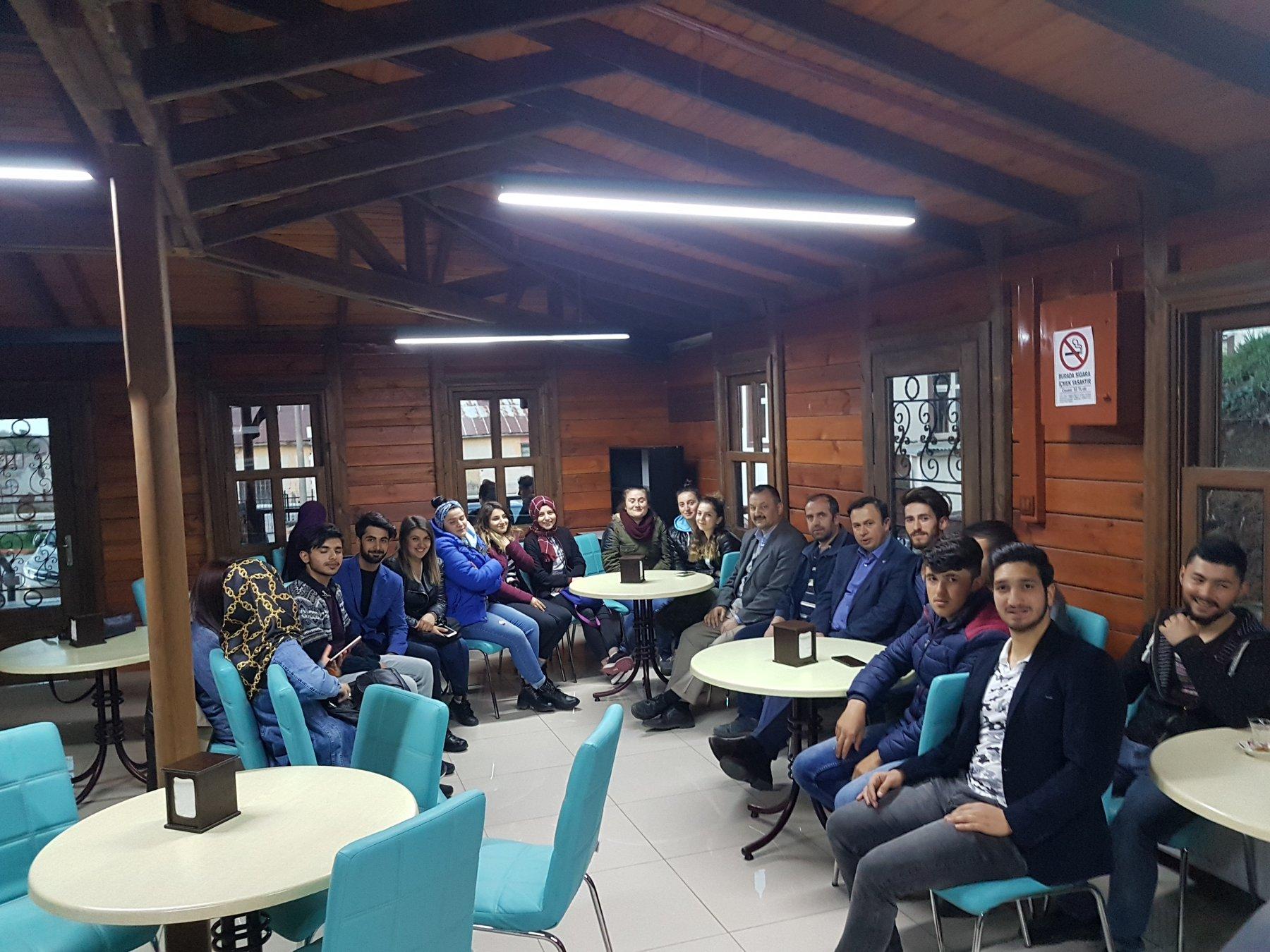 Akkuş Meslek Yüksekokulunu Tercih Edecek Öğrencilerin Nelerden Yararlanacağını Akkuş MYO Yap.Yaş.Kor.Der. Başkanı Hasan BADAY Açıkladı